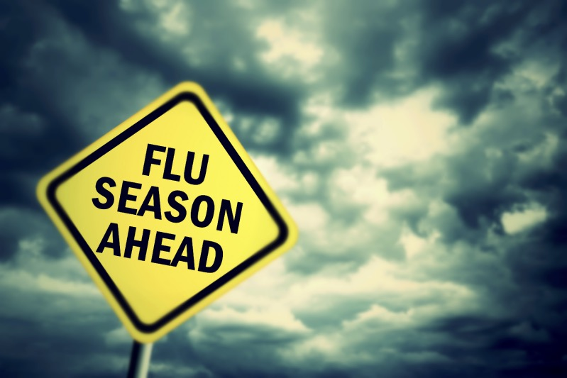 How to reduce the risk of getting the flu this season